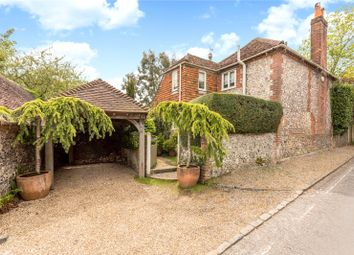 Thumbnail 3 bed detached house for sale in West Marden, Chichester, West Sussex