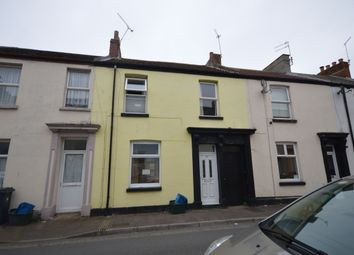 Thumbnail 3 bed terraced house for sale in New Street, Exmouth