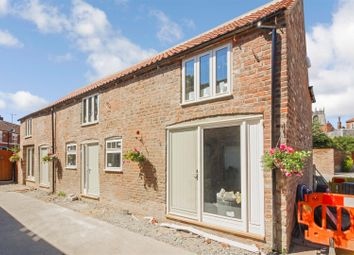 Thumbnail 2 bed end terrace house for sale in Saddlers Cottage, Cross Keys Mews, Lairgate, Beverley