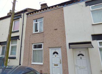 Thumbnail 2 bedroom terraced house to rent in St Luke Street, Hanley, Stoke On Trent
