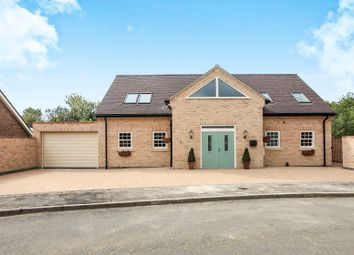 Thumbnail 6 bed detached house for sale in Copper Beech Way, Stanground, Peterborough