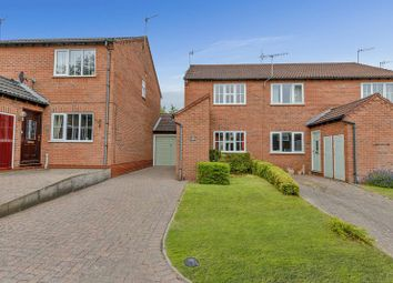 Thumbnail 2 bed end terrace house for sale in Carolines Court, Eccleshall, Stafford
