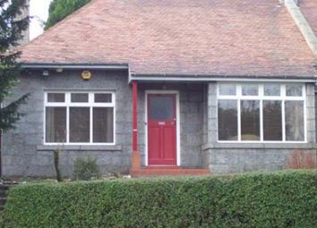 Thumbnail 3 bed detached house to rent in Westburn Drive, Aberdeen