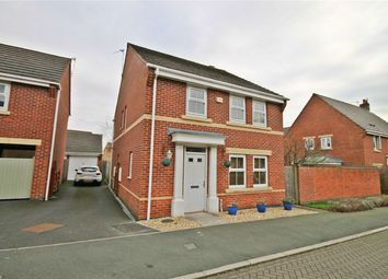 Thumbnail 4 bed detached house for sale in Rockford Gardens, Great Sankey, Warrington
