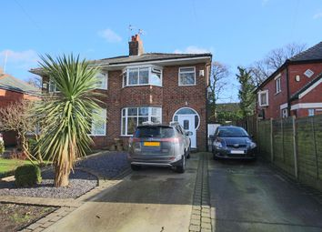 Thumbnail 3 bed semi-detached house for sale in Marshalls Brow, Penwortham, Preston
