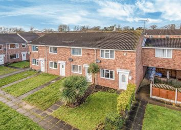 Thumbnail 2 bed terraced house for sale in Fairfield Road, Tadcaster