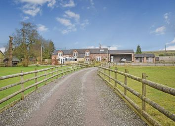 Thumbnail 3 bed detached house for sale in Bradnop, Leek
