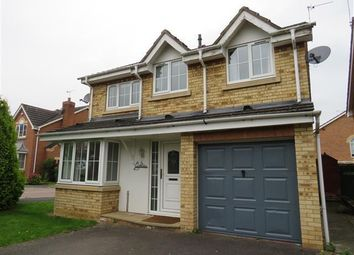 Thumbnail 4 bed property to rent in Boulton Court, Oadby, Leicester