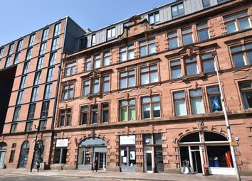 Thumbnail 2 bed flat for sale in 1/4, 33 Oswald Street, City Centre