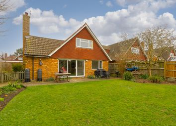 Thumbnail 4 bed detached house for sale in Twelve Acre Close, Bookham, Leatherhead