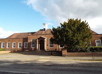 Thumbnail 2 bed flat to rent in Leek Road, Cheadle, Stoke-On-Trent