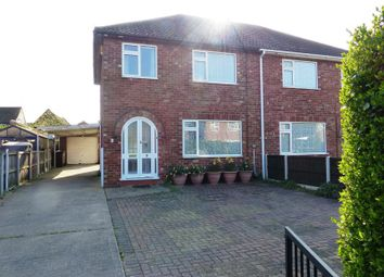 Thumbnail 3 bed semi-detached house for sale in Berkeley Avenue, Lincoln