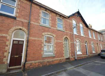Thumbnail 3 bedroom terraced house for sale in Salisbury Terrace, Teignmouth, Devon