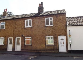 Thumbnail 2 bed cottage to rent in Church Street, Gamlingay, Sandy