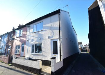 Thumbnail 3 bed end terrace house for sale in Norwich Road, Lowestoft