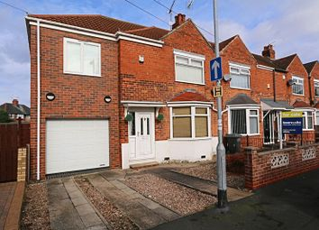 Thumbnail 4 bedroom terraced house for sale in Eastfield Road, Hull