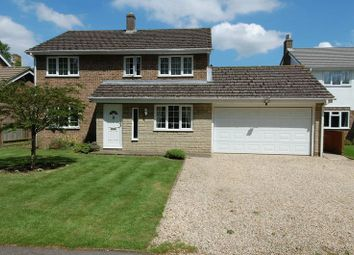 Thumbnail 4 bed detached house for sale in Greystones Court, Kidlington