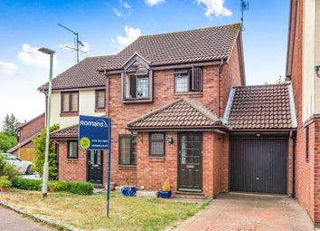 Thumbnail 3 bed link-detached house to rent in Tickhill Close, Lower Earley, Reading