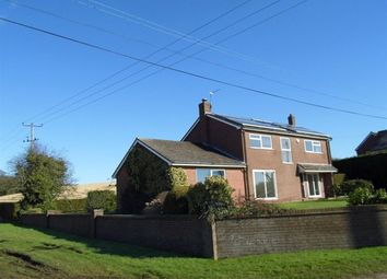 Thumbnail 4 bed detached house to rent in Sutton Lane, Sutton, Market Drayton
