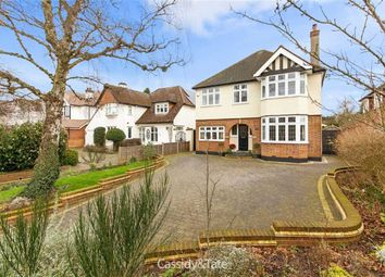 Thumbnail 4 bed detached house for sale in Beaumont Avenue, St Albans, Hertfordshire