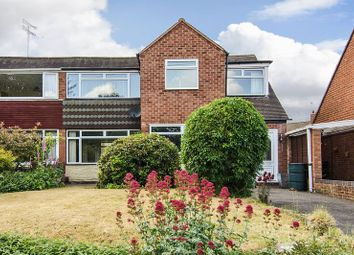 Thumbnail 4 bed semi-detached house for sale in Armitage Lane, Brereton, Rugeley