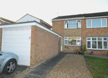 Thumbnail 2 bed semi-detached house for sale in Rosebank Road, Countesthorpe, Leicester