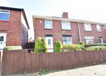 Thumbnail 3 bed terraced house for sale in Burntland Avenue, Southwick, Sunderland
