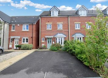 Thumbnail 3 bed end terrace house for sale in Station Halt, Stratton, Swindon