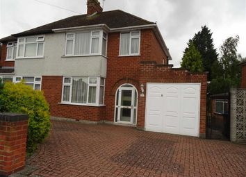 Thumbnail 3 bed semi-detached house for sale in Whitmore Road, Whitnash, Leamington Spa