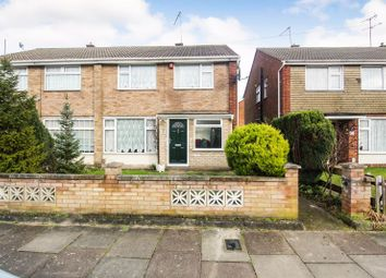 Thumbnail 3 bed semi-detached house for sale in Clydesdale Road, Luton