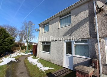 Thumbnail 3 bedroom property for sale in Bryncelyn Estate, Blaina, Abertillery, Blaenau Gwent.