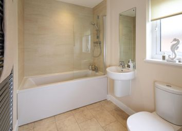 Thumbnail 4 bedroom terraced house for sale in Plots 214 Kensingtonm, Bridgwater Road, Bathpool, Taunton
