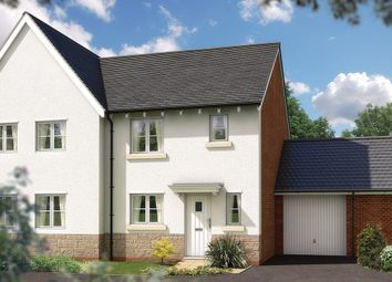 "Thumbnail 3 bed semi-detached house for sale in ""The Southwold"" at Bradley Road, Bovey Tracey, Newton Abbot"
