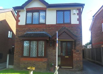 Thumbnail 3 bed detached house to rent in Springfield Avenue, Kirkham