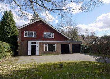 Thumbnail 5 bed detached house to rent in Bradbourne Park Road, Sevenoaks