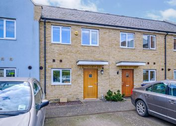 Thumbnail 2 bed terraced house for sale in Engledow Drive, Orchard Park, Cambridge