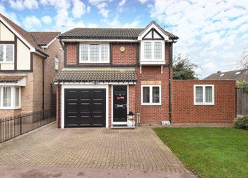 Thumbnail 3 bed detached house for sale in Wychwood Close, Sunbury-On-Thames
