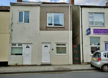 Thumbnail 2 bedroom terraced house for sale in Commercial Street, Crook, Durham