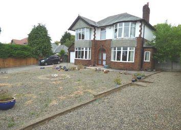Thumbnail 4 bedroom detached house for sale in Lea Road, Lea, Preston, Lancashire