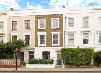 Thumbnail 5 bed terraced house to rent in Hornsey Road, Holloway, London