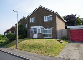 Thumbnail 4 bedroom detached house for sale in Bankside, Swindon