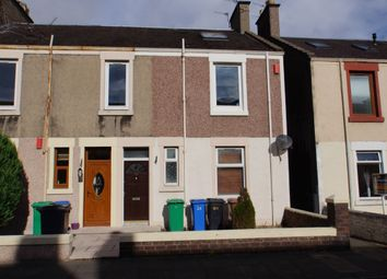 Thumbnail 1 bed flat to rent in Glebe Street, Leven