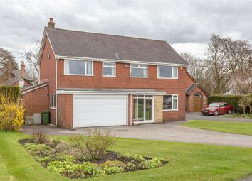 Thumbnail 4 bedroom detached house for sale in Greenleas, Lostock, Bolton
