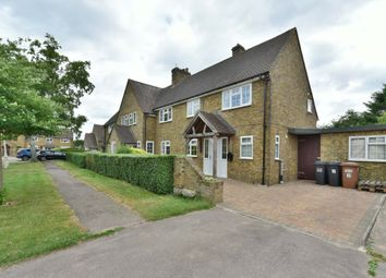 Thumbnail 4 bed semi-detached house for sale in Welham Close, North Mymms, Hatfield