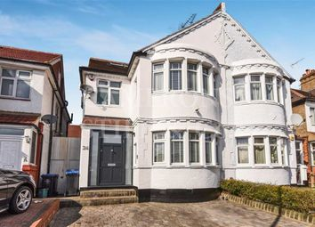 Thumbnail 4 bed semi-detached house for sale in Donnington Road, Kensal Rise, London