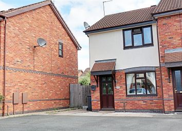 Thumbnail 2 bed end terrace house for sale in Turton Close, Turnberry, Bloxwich