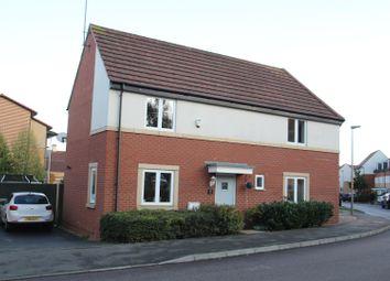 Thumbnail 3 bed semi-detached house for sale in Sakura Walk, Willen Park, Milton Keynes