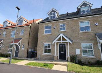 Thumbnail 4 bed town house for sale in Mulberry Vale, Romanby, Northallerton