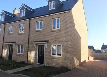 Thumbnail 4 bed end terrace house for sale in Howes Lane, Chipping Norton