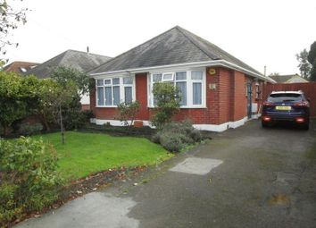Thumbnail 3 bedroom detached bungalow for sale in Littlecroft Avenue, Bournemouth